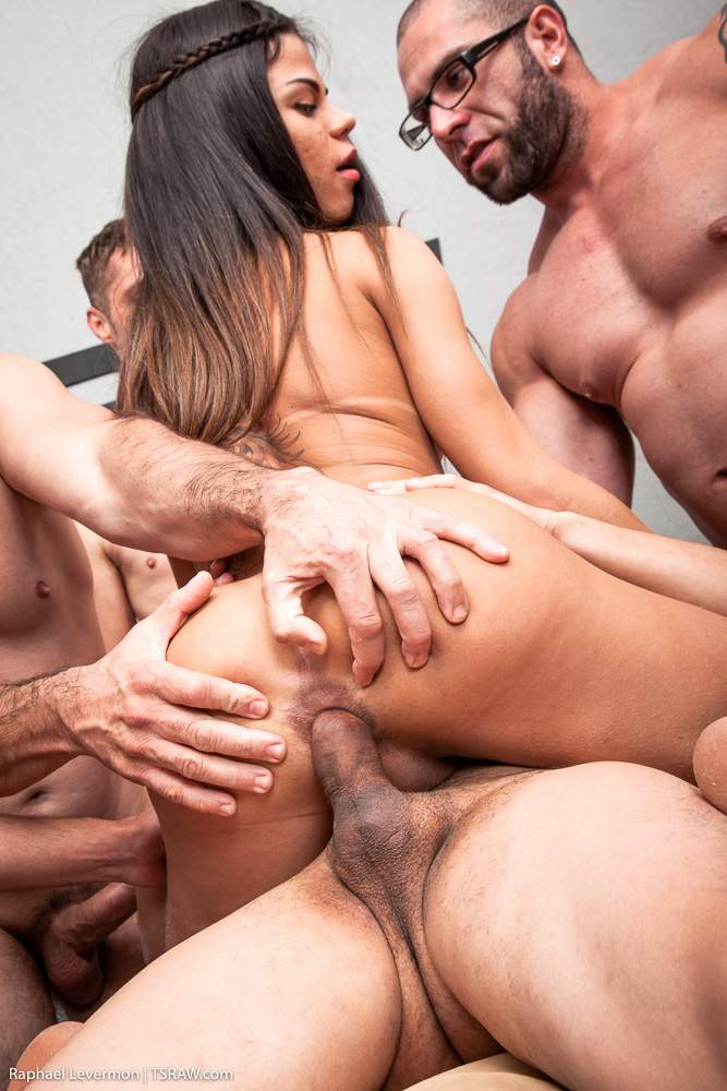 Ass fucked gangbang shemale porn in most relevant